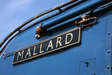 LNER 4-6-2 A4 Class No. 4468 'Mallard' - 2010.