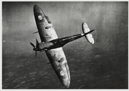 Spitfire, about 1942