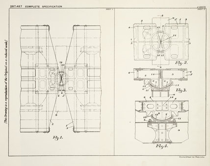 Gresley Patents