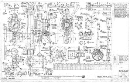 D05 6313: Driver's brake valve