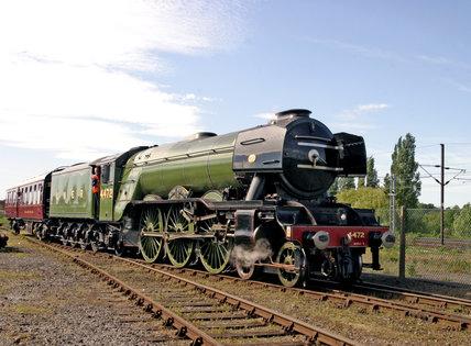 LNER 4-6-2 No. 4472 'Flying Scotsman' - 2005.