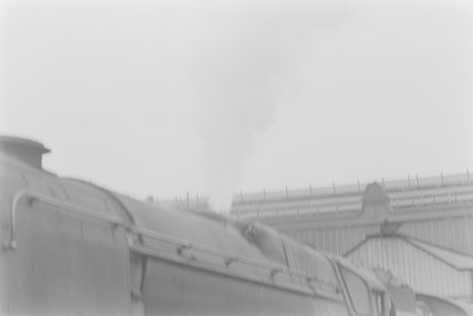 A close up of a steam locomotive,A1969.70/Box 5/Neg 1238/1