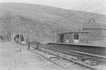 A view of a station,A1969.70/Box 5/Neg 1248/8