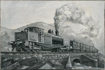 0-6-0+0-6-0 Garratt Locomotive, 1900s