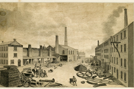 Peel & Williams Pheonix Foundry, 1812