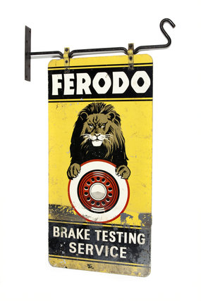 Ferodo sign, c.1950