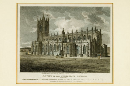 Collegiate Church, 1810.