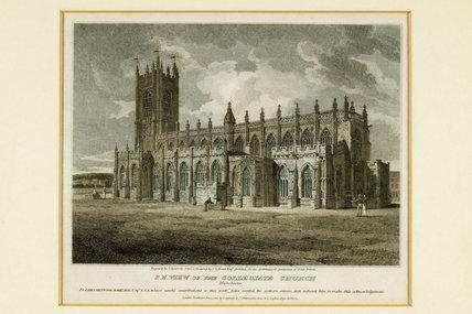 Collegiate Church, 1810.