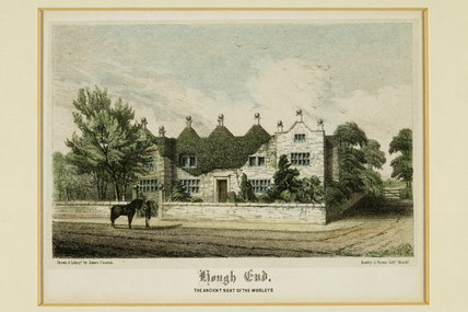 Hough End, 1857.