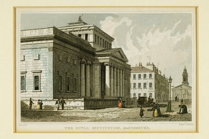 Rotal Institution, Manchester, 1829.