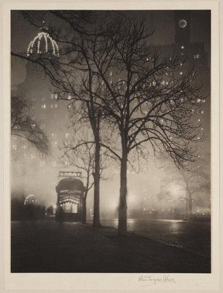 'City Hall, New York,' 1912