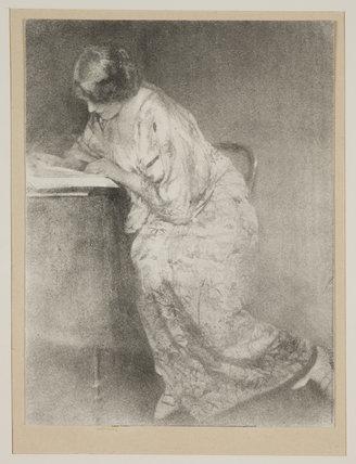 La Liseuse, date unknown