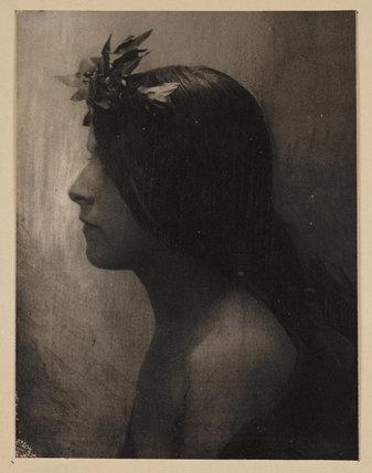 Profile, 1896