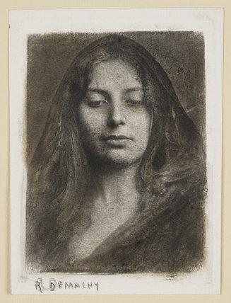 Portrait de Femme, date unknown