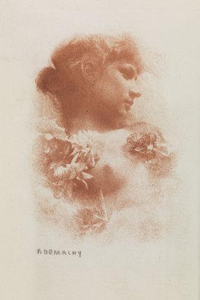 La Femme aux Fleurs, date unknown
