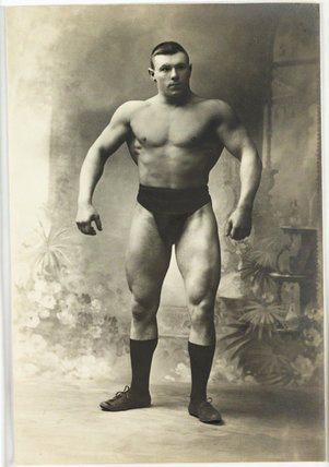 Hackenschmidt, the Russian Champion Wrestler'