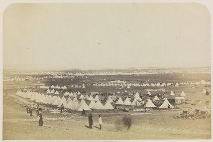 'Camp at Sebastopol'