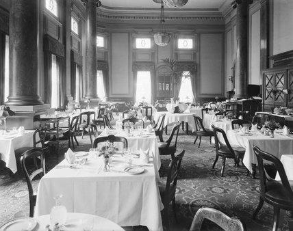 Euston Hotel, 1924