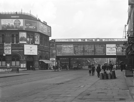 Camden station, about 1928