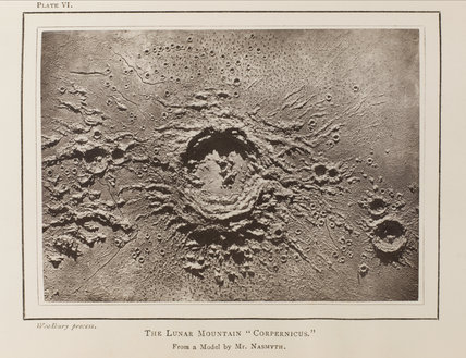 Lunar Mountain Corpernicus: The Sun: Its Planets and their Satellites