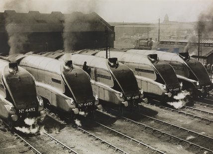 New streamlined monsters of the LNER