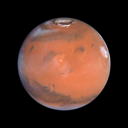 Mars and Elysium, 30th June 1999