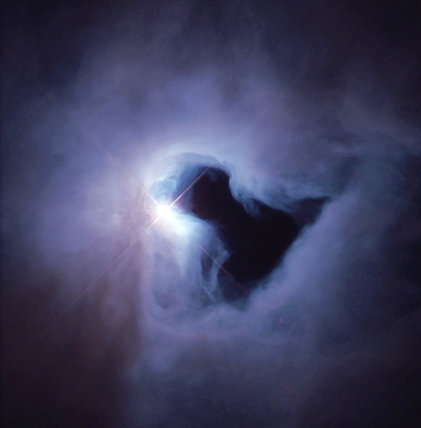 The Reflection Nebula in Orion