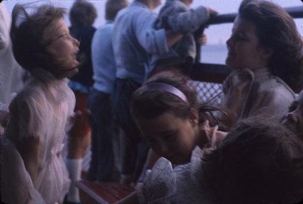 Staten Island Ferry, New York, 1963