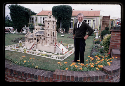 'Sidney Howe - the miniature cathedral', 1970