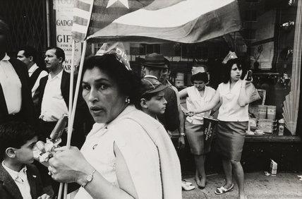 'Puerto Rican Parade, New York, 1964-65'