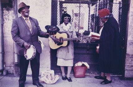 'New Orleans Street Singers'