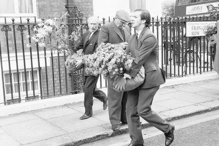 Chelsea Flower Show,1968