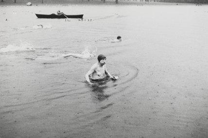 'Serpentine Swim, London', c.1966