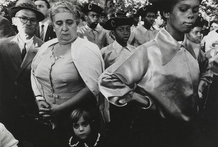 'Columbus Day Parade, New Haven', 1964