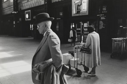 'Chicago Airport', 1965