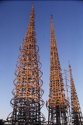 Watts Tower, Los Angeles