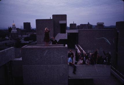 Art & Architecture building, Yale University, New Haven