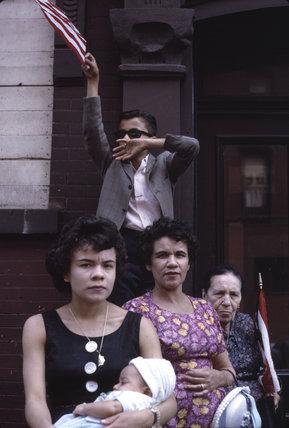 Parade, USA. 1963