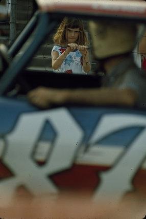 Daytona Car Races. 1965
