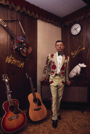 Hank Snow, 'The Singing Ranger', Nashville