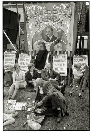 Durham Miners' Gala, 1969