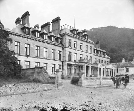 Great Northern Hotel, about 1911