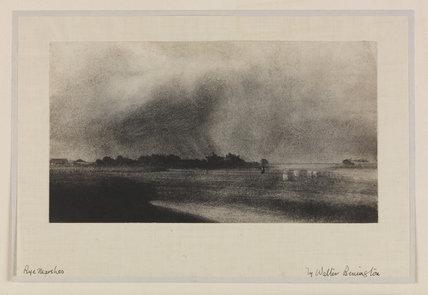 Rye Marshes, c.1915