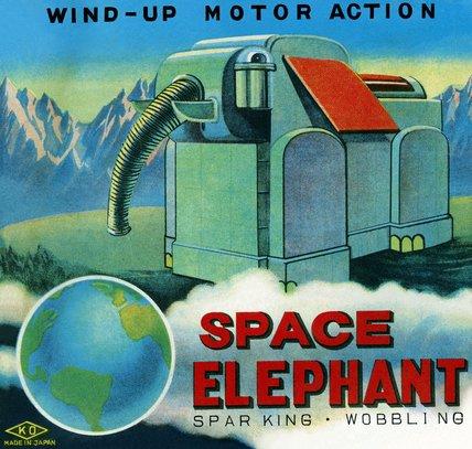 Space Elephant 1950