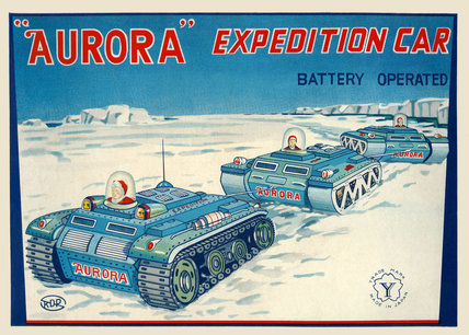 Aurora Expedition Car 1950