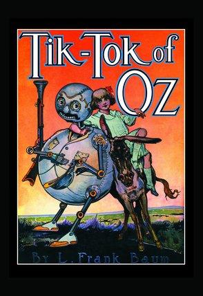 Tik-toc of Oz 1914