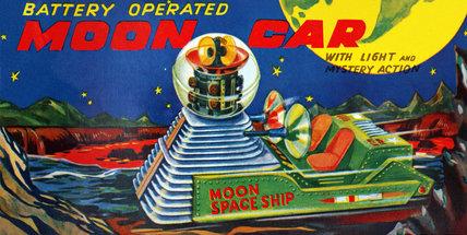 Moon Car 1950