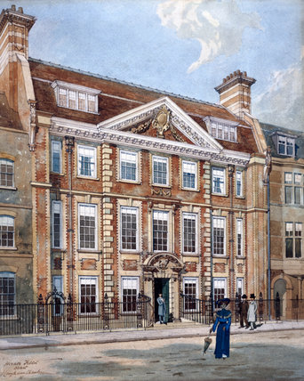 North Eastern Railway Offices, Westminster, London, 19th century.