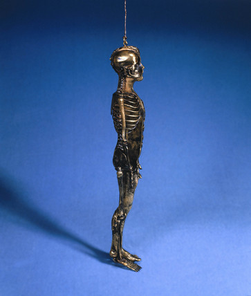 Anatomical male figure.