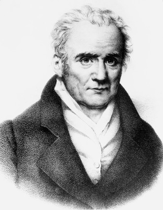 Gaspard Monge, French mathematician, late 18th century.